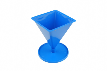 Candle Mould - Pyramid with stand